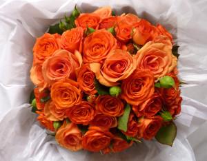 Bouquets, summer