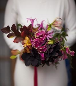 Bouquets, autumn